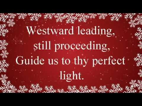 We Three Kings with Lyrics Christmas Carol & Song Children Love to Sing - YouTube