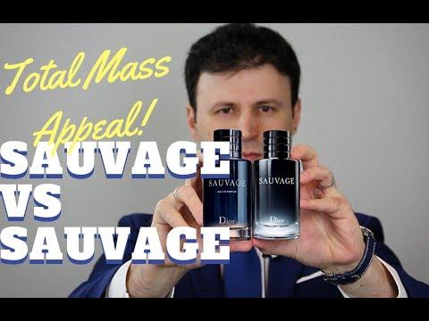 Dior Sauvage Eau de Parfum Review | EDP vs EDT