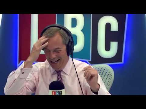 The Nigel Farage Show: Parliament's key Brexit bill vote, 13 Dec 2017