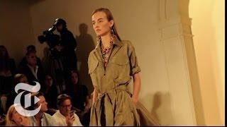 New York Fashion Week 2014 | On the Street w/ Bill Cunningham | The New York Times