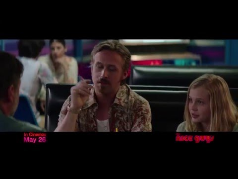 The Nice Guys (2016) They're Not That Nice [HD]
