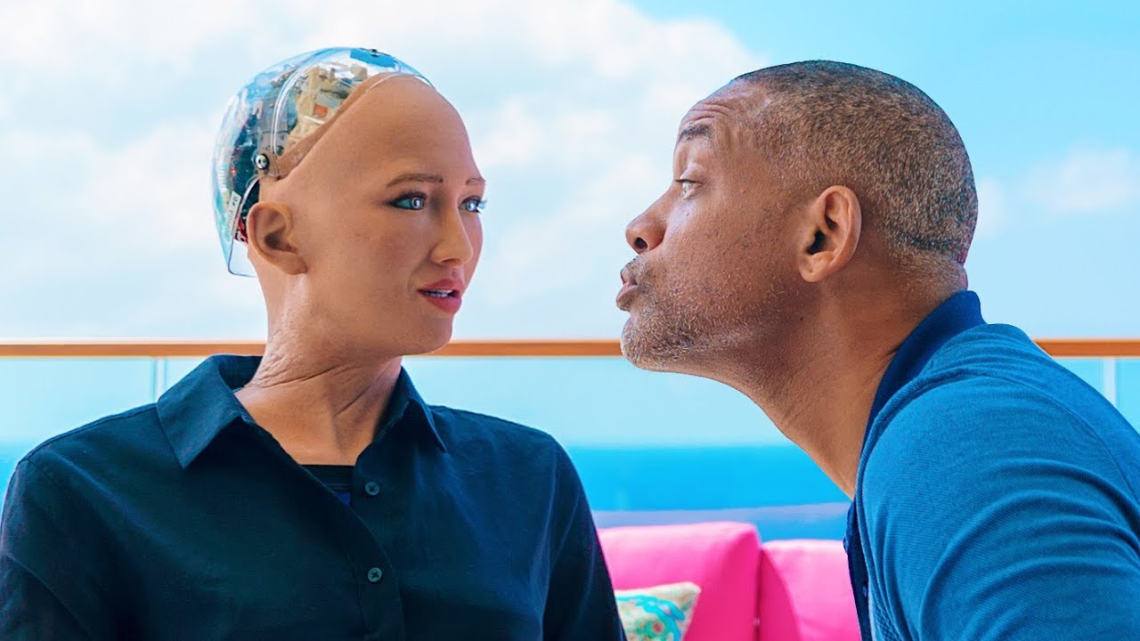 Will Smith Tries Online Dating