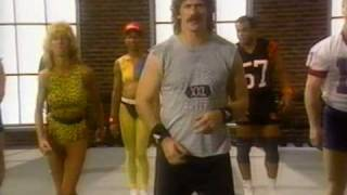 Phil Simms' NFL Workout