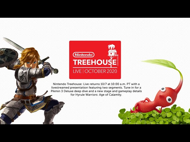 How To Watch Hyrule Warriors Age Of Calamity And Pikmin 3 Deluxe Nintendo Treehouse Live London Evening Standard Evening Standard