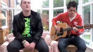 Feeling Good - Nina Simone/Michael Buble - Scott and Ben - acoustic cover - Official Music Video