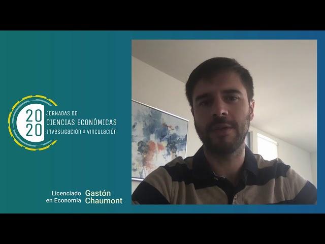 Egresados FCE -  Gaston Chaumont