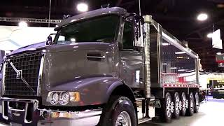 2018 Volvo VHD 300 Day Cab Flat Perfecto Review = Walkaround = First Impression = New Models