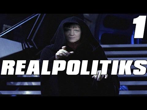GOD EMPEROR MERKEL! - Realpolitiks Gameplay Lets Play Part 1
