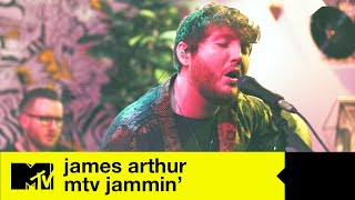 Download lagu James Arthur - Quite Miss Home (LIVE on MTV Asia) | MTV Jammin'
