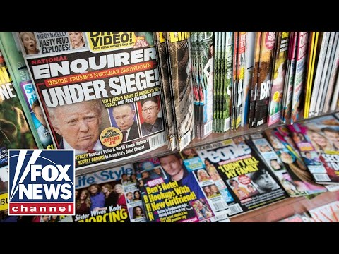 Gasparino: David Pecker was pressured into selling National Enquirer