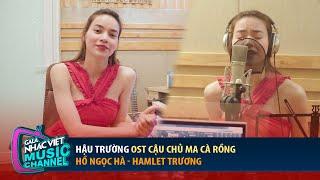 """Hồ Ngọc Hà lần đầu bắt tay Hamlet Trương mang đến bản ballad nhạc phim """"lụi tim"""" khán giả"""