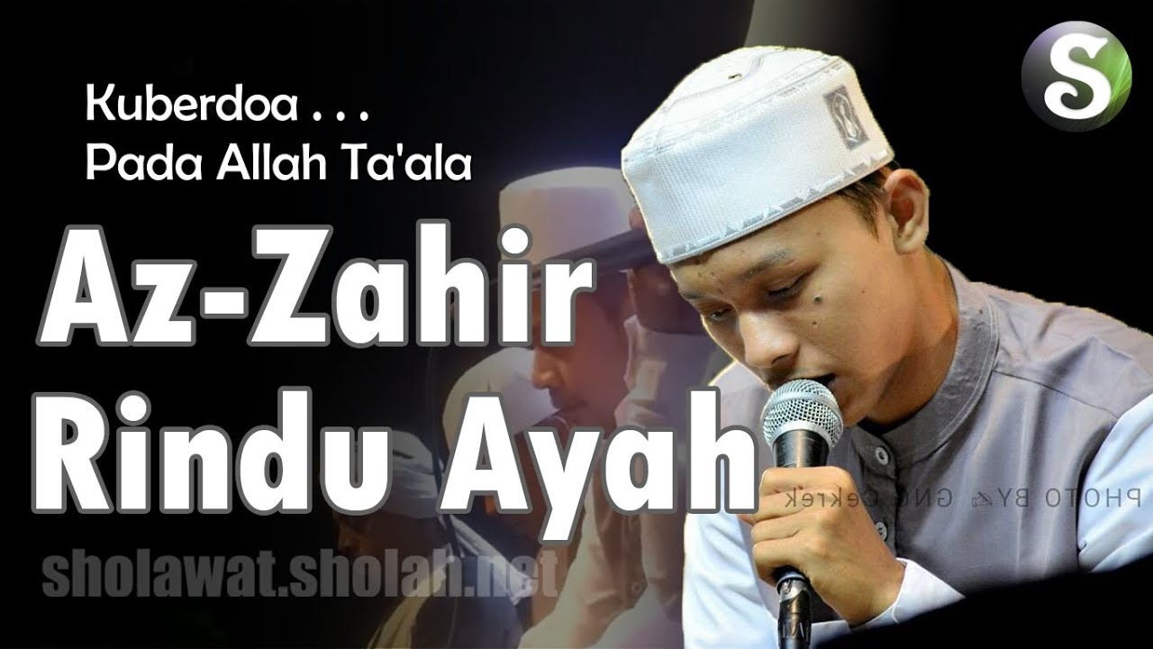 Lirik Azzahir  Rindu Ayah Bikin Nangis (vocal Yan Lucky