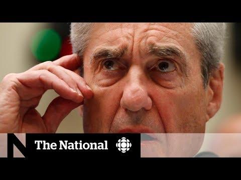 Robert Mueller: Russia investigation did not exonerate Trump