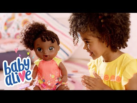 Baby Alive – 'Potty Dance Baby' Digital Spot