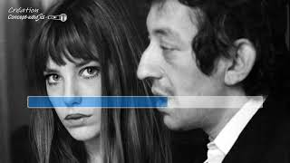 Serge Gainsbourg - 69 année érotique #animationkiss