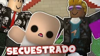 KIDNAP A TROLL BABY ? ROBLOX in Spanish ? BPancri and WhiteZunder