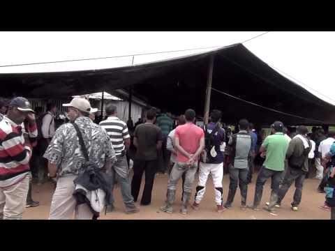Pre-audiencia minera contra la Anglo Gold Ashanti