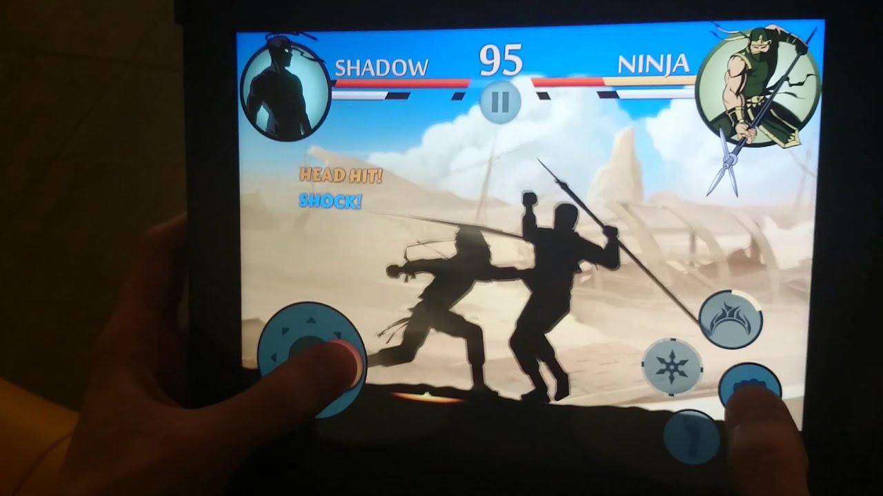 Shadow fight 2 на андроид скачать акт 2