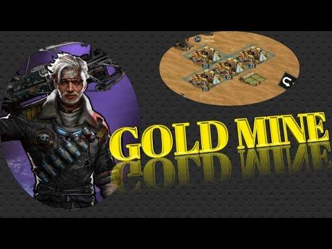 Last Empire War Z/ Gold Mine/ Strong Hunter/big Archeology Camp