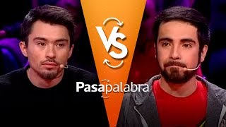 Pasapalabra | Nicolás Gavilán vs Diego Olivares