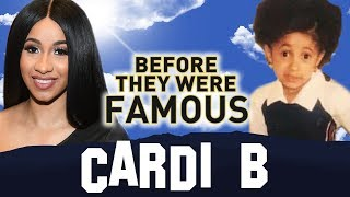 CARDI B - Before They Were Famous - BODAK YELLOW
