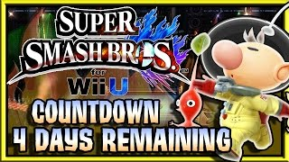 Countdown to Super Smash Bros. 4 (Wii U): 4 Days Remaining (Project M)