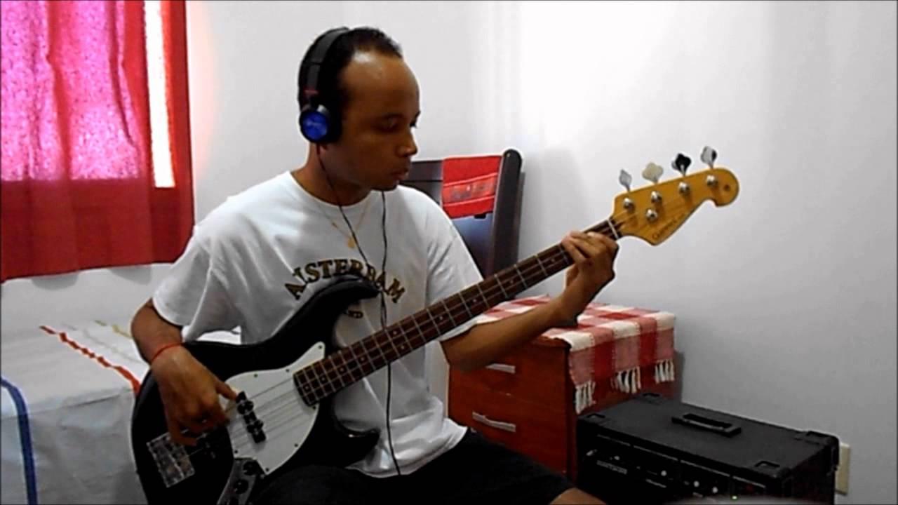 steve miller band the joker bass cover with tabs youtube. Black Bedroom Furniture Sets. Home Design Ideas