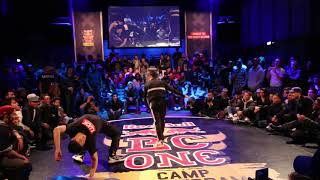 Leony vs Justen [Final] // Bboy World // Redbull Bc One Last Chance Cypher 2017