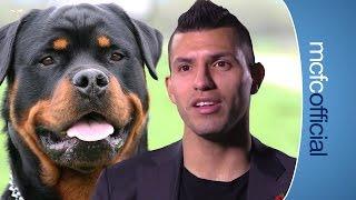 Aguero Stories: The Rottweiler Nickname