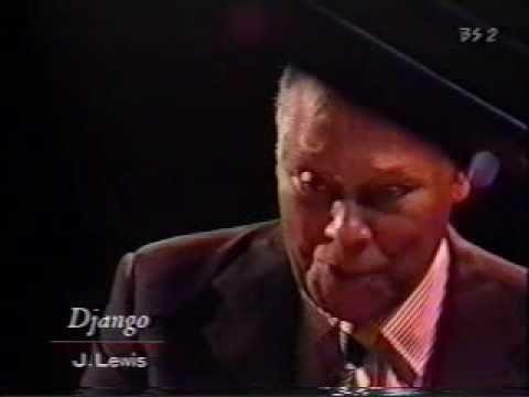 John Lewis - Django Live 2000