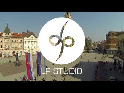 Novi Sad - Snimak iz vazduha