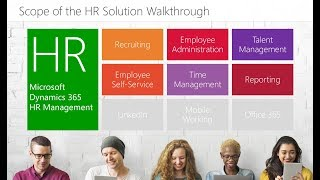 Get an overview of hr management for dynamics 365 in this walkthrough and discover how digital transformation affects the following areas: recruiting, ...