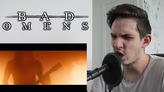 BAD OMENS | The Hell I Overcame | Metal Musician REACTION/REVIEW