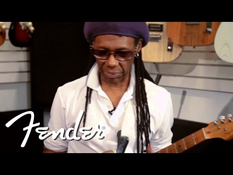 Nile Rodgers on His Iconic Hitmaker | Fender