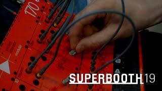 Teenage Engineering 170 Modular (Superbooth19)