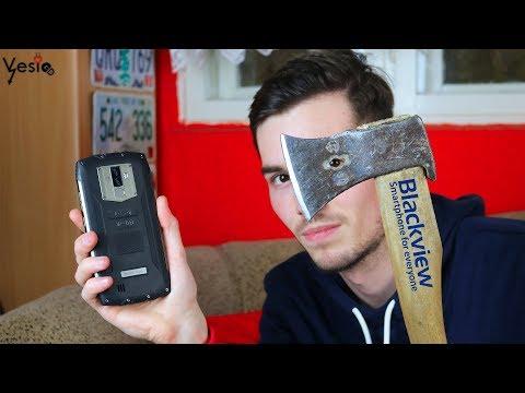 Ovaj telefon je otporan na sve!! Blackview BV6800 PRO