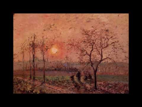 Emanuel Chabrier - Pièces pitoresques. Mélancolie