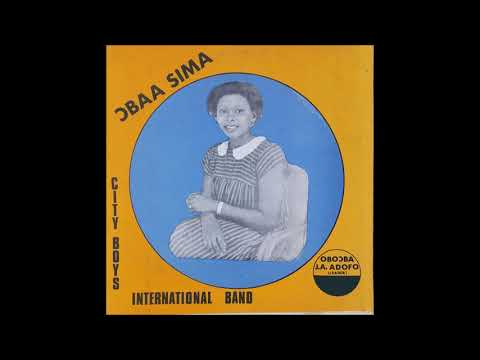 City Boys International Band - Obaa Sima