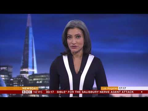 Sharanjit Leyl BBC World Newsday March 23rd 2018
