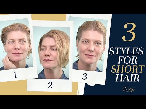 3-hairstyles-for-short-hair-|-city-beauty