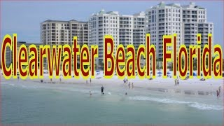 Visit Clearwater Beach, the Gulf of Mexico in Pinellas County, Florida, United States