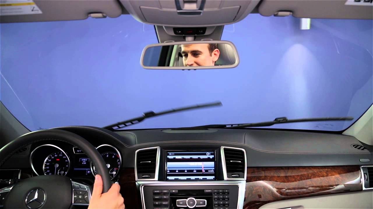 Windshield Wipers -- Mercedes-Benz USA Owners Support