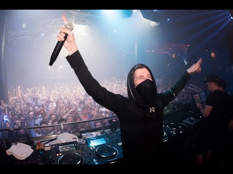 "Alan Walker ""The Spectre Live"" Disco Tropics 2018"