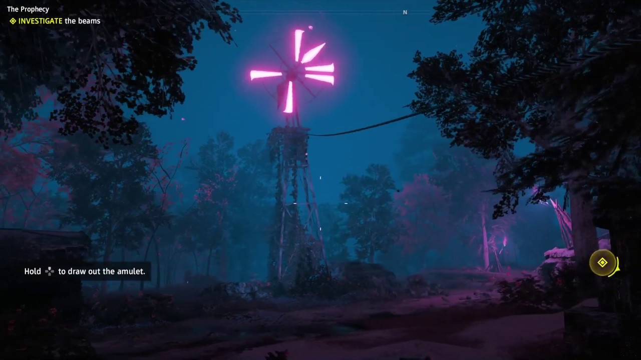How To Solve All 3 Light Puzzles In The Prophecy Far Cry New Dawn
