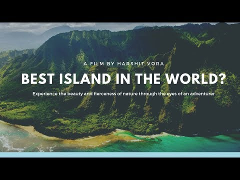 Is this PARADISE of the World? Big Island Hawaii 4k
