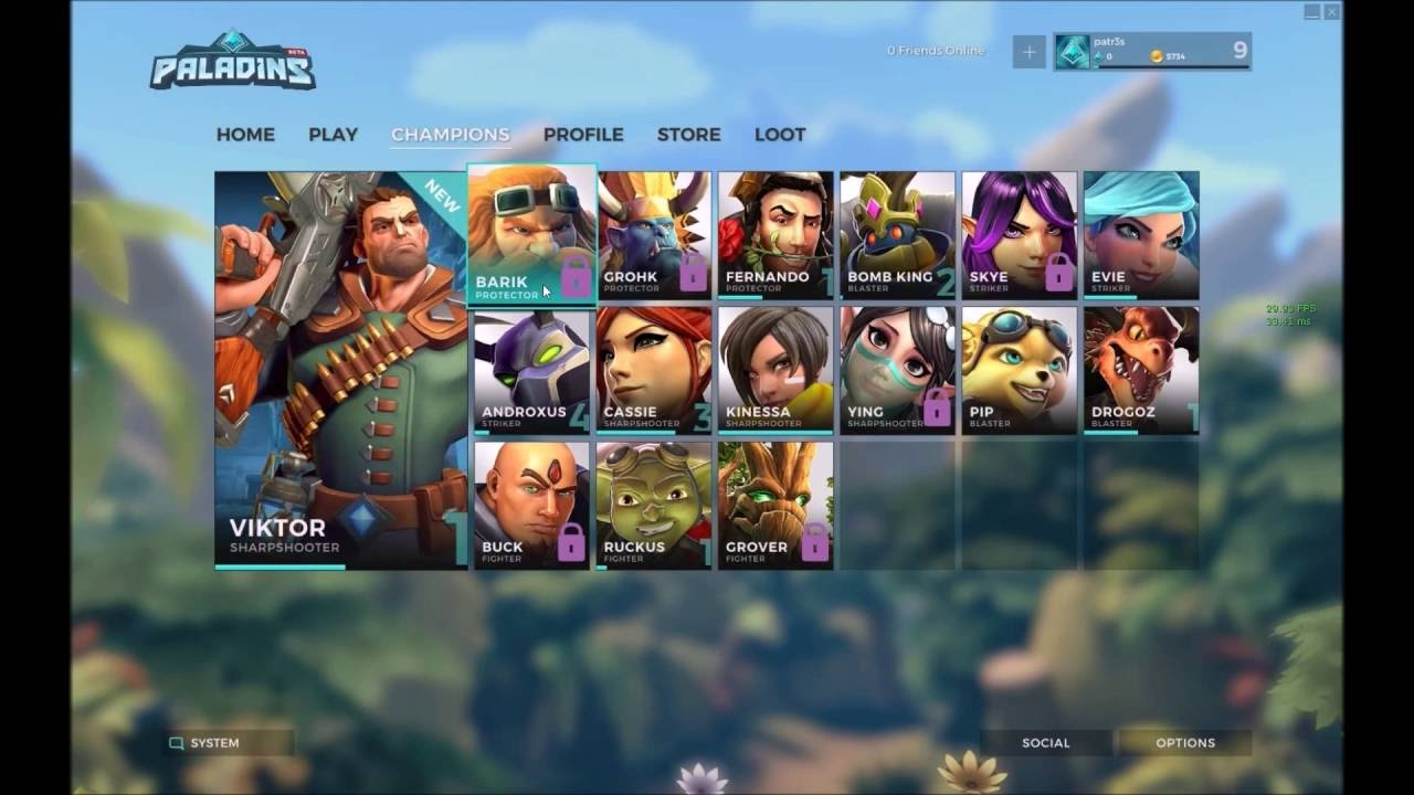 paladins how to get tf2 skin
