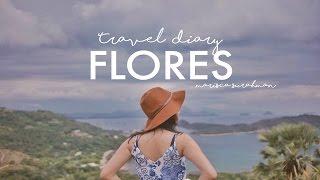Gambar cover #TravelDiary PERDANA: Jalan-Jalan Ke Flores!