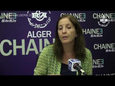 Samia Mezaïb directrice de l'évaluation et de la prospection au ministère de l'Education