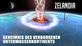 Geheimnis Des Verborgenen Unterwasserkontinents