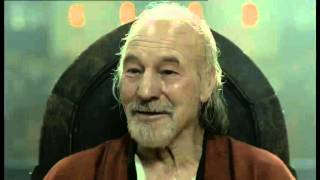 Patrick Stewart - John of Gaunt Speech